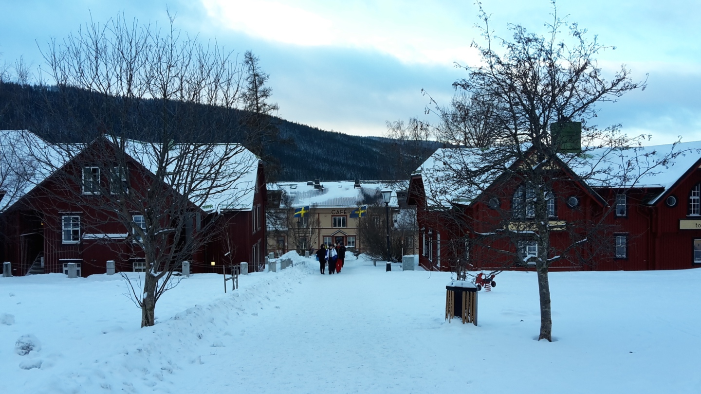 Winter in Åre