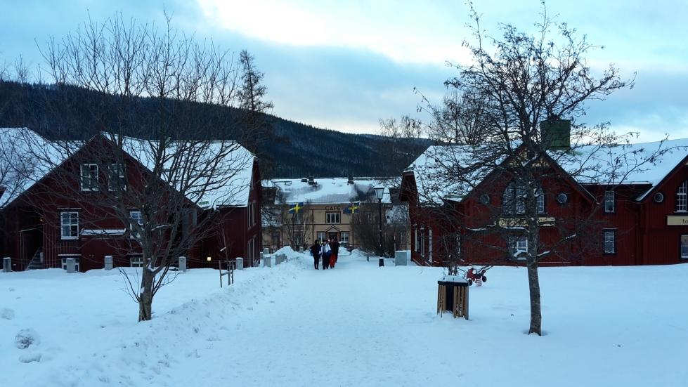 Winter in Åre