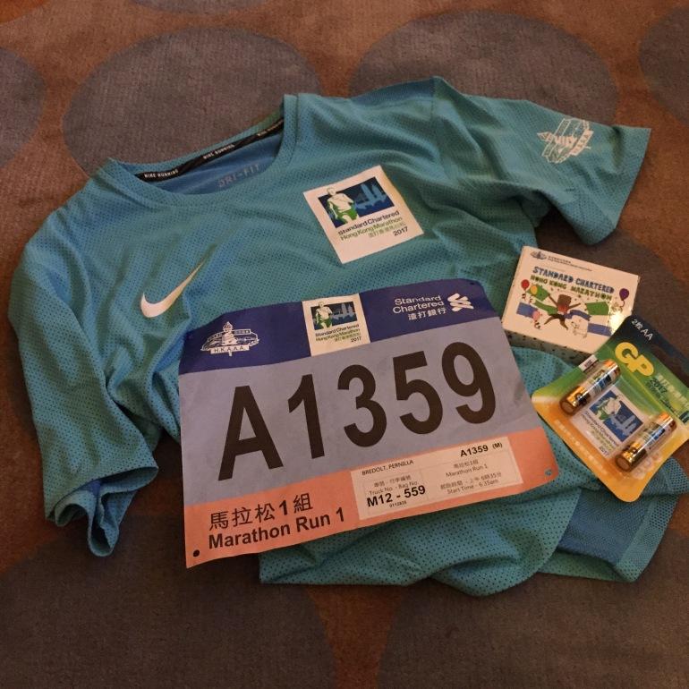 HKG marathon