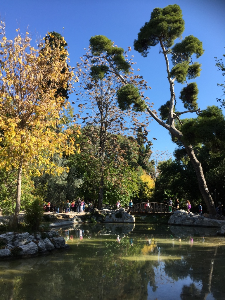 Park i Athen