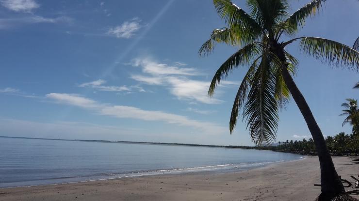 Fiji beach