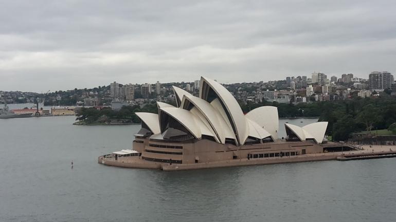 Opera huset i Sydney