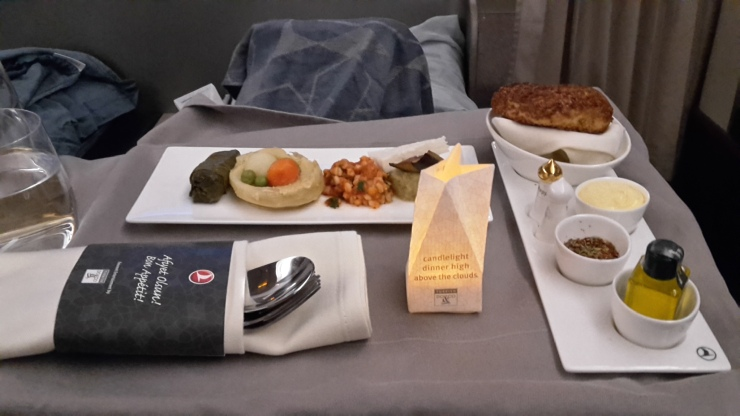 Turkish business class