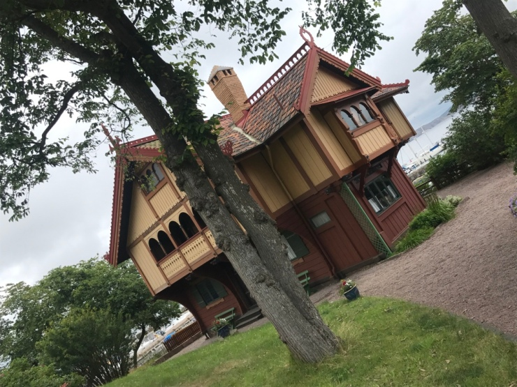 Curmans villa