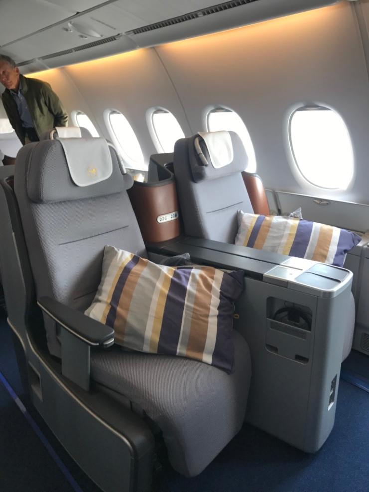 Business seats