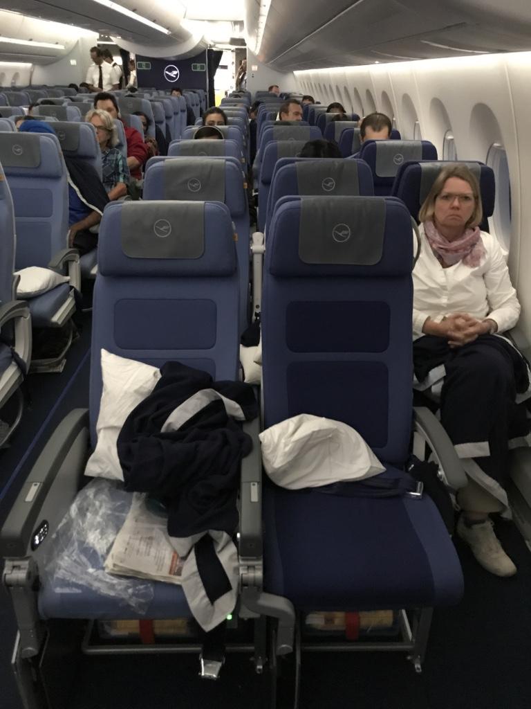 A350 economy