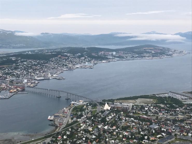 Tromsö views