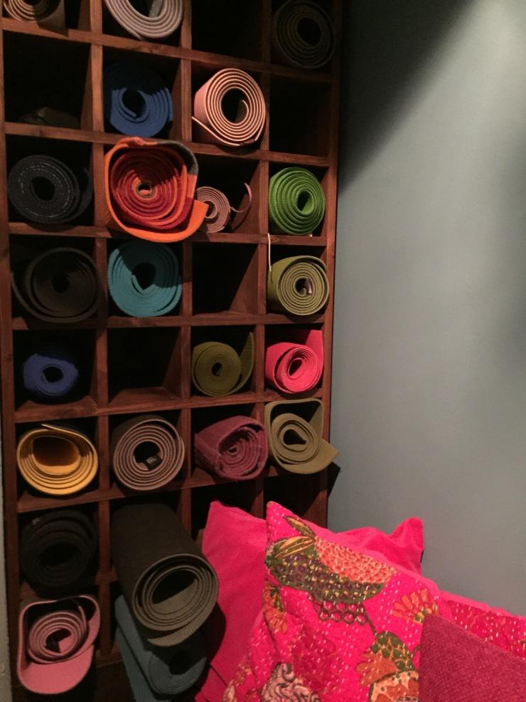 Yoga mattor