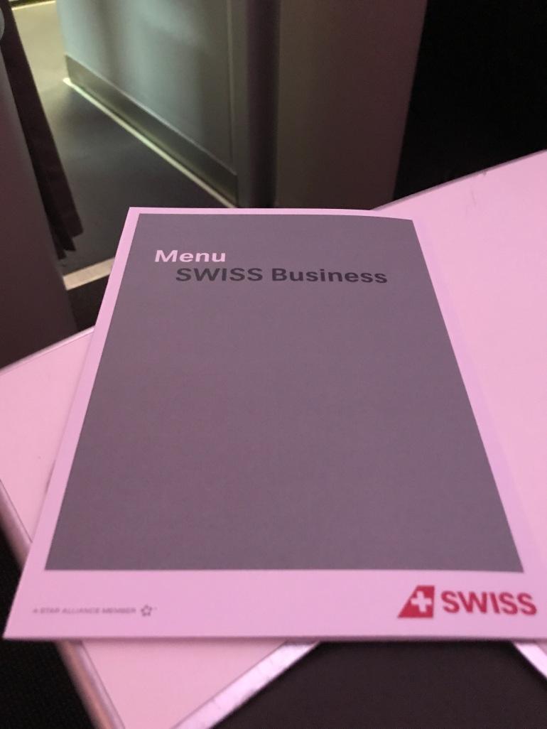 Meny Swiss