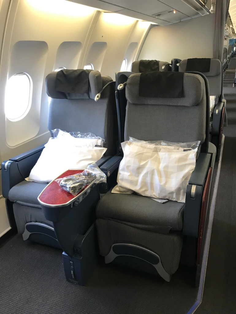 RKP seat