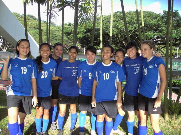 SMU team