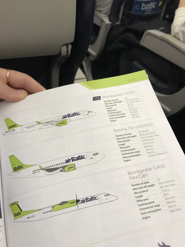 Flygplansflotta
