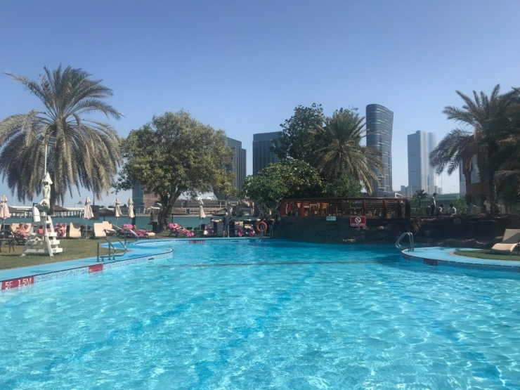 Hotell pool