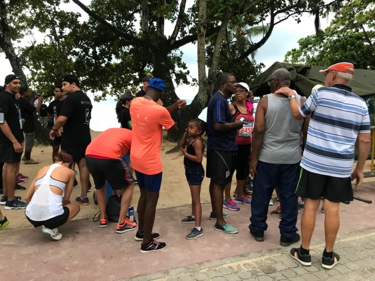 Seychelles marathon