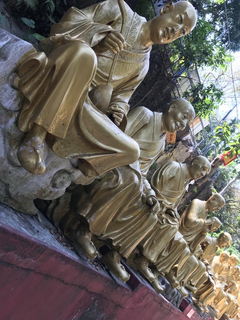 10 000 buddhas