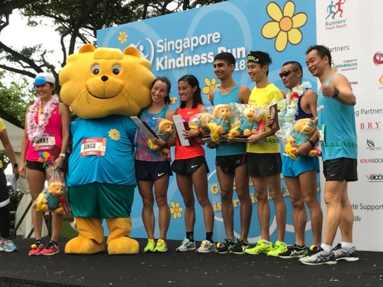 Singapore run