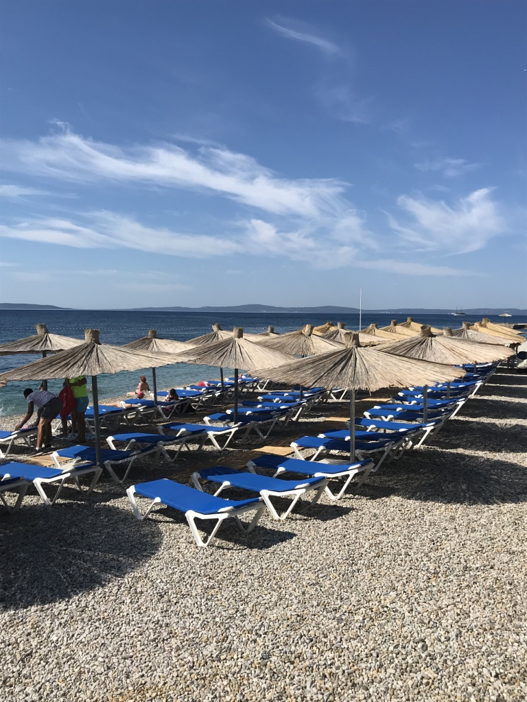 Strand i Split