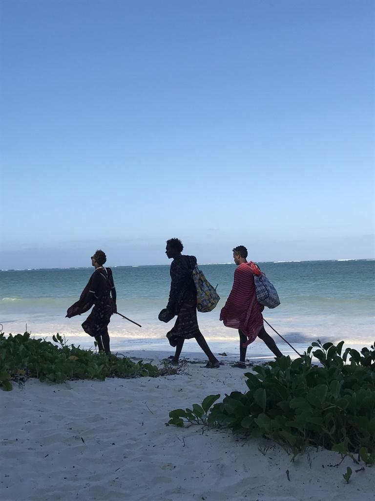 Strandförsäljare