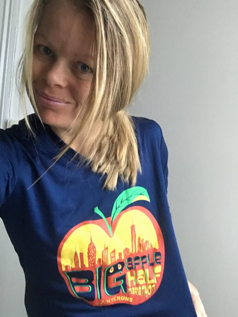 Big Apple Half marathon