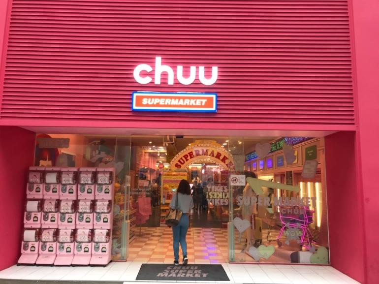 Shopping i Seoul