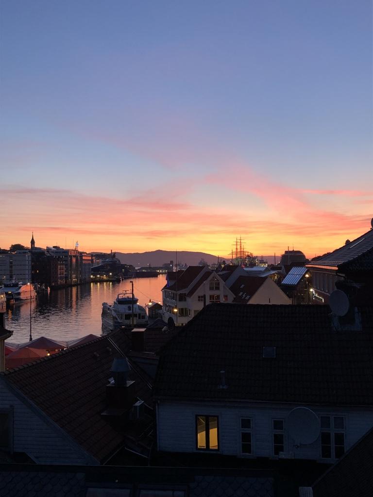 Bergen city trip