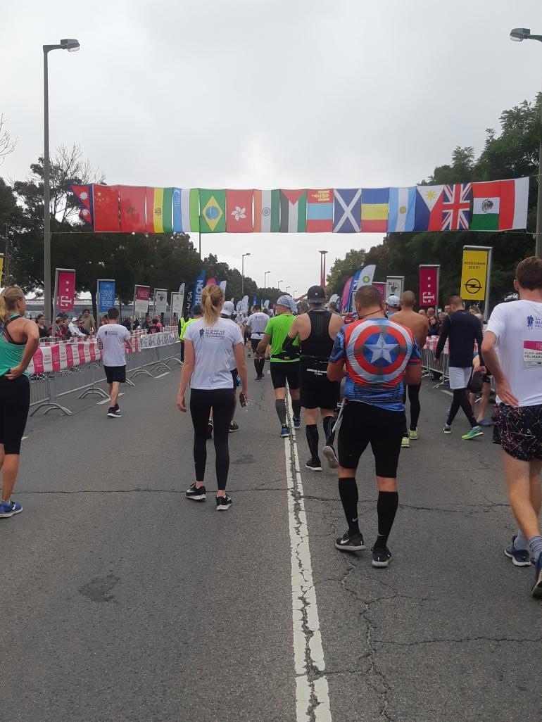 Budapest löpning