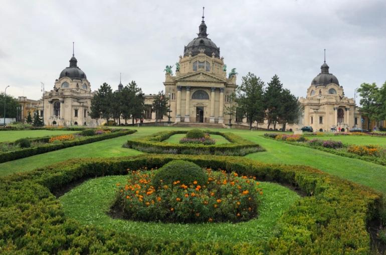 Bad i Budapest
