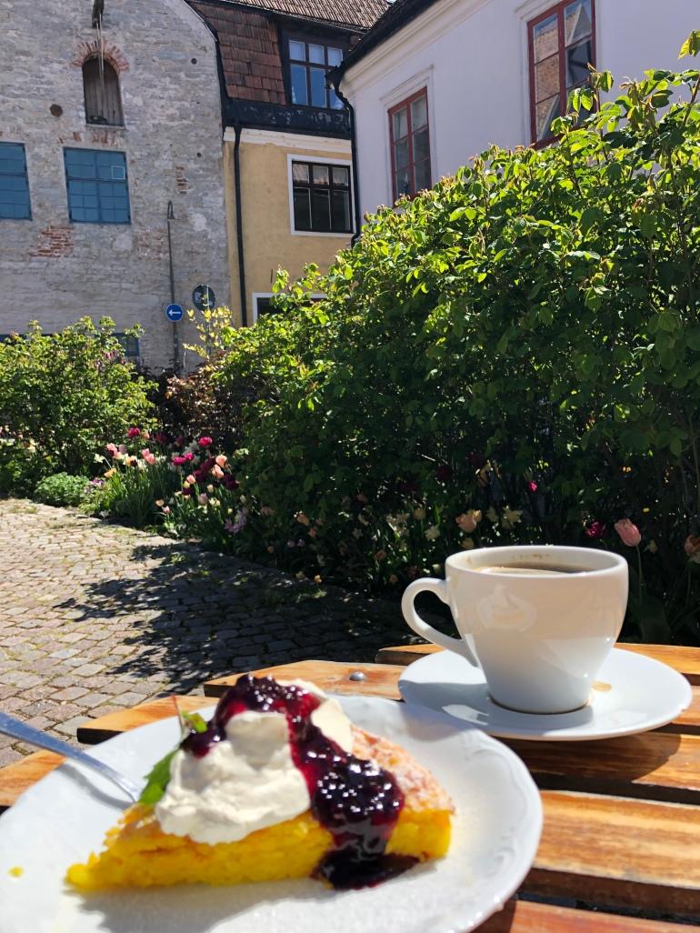 Besök i Visby