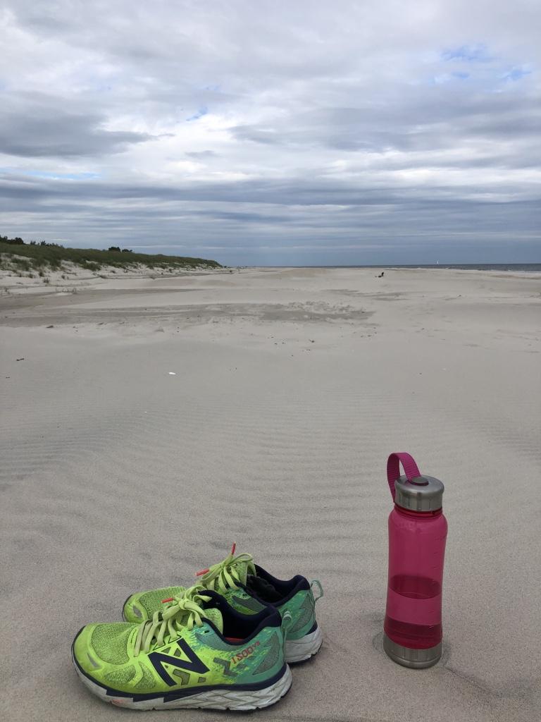 Running at Österlen